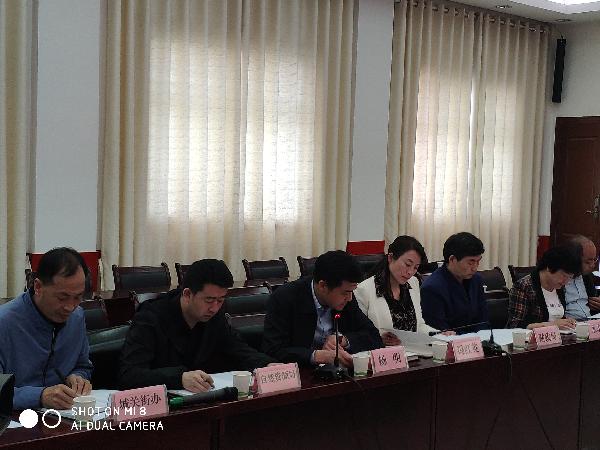 商洛市政协调研组来洛南县调研土地整理工作 (7)